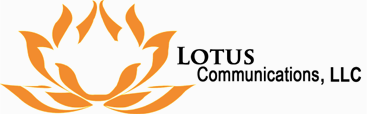 Lotus Communications, LLC, Logo